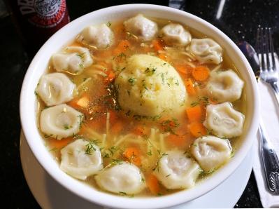 Triple Delight Soup