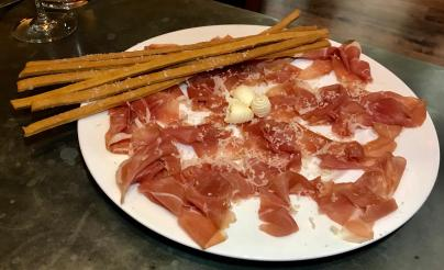 Proscuitto Platter