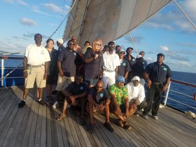 Crew S/V Mandalay