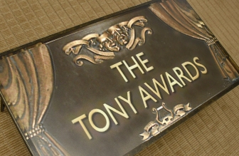 NEW YORK, NY - MAY 02: General view of the coffe table in the Tony Awards Suite and Farver Exhibit at the SOFITEL New York Hotel on May 2, 2018 in New York City. (Photo by Michael Loccisano/Getty Images for Tony Awards Productions)