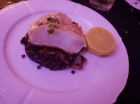 Black Bass Sea Fillet
