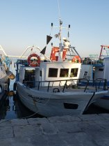 Fishing Boat Port Mola DI Bari
