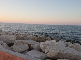 Coastline Mola Di Bari