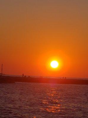 Sunset Mola Di Bari
