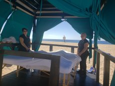 Beach Massage Pacifica